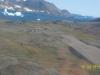 så er vi på flyvepladsen i Kulusuk