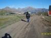 på vandretur i Tasiilaq