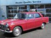 Peugeot 404 red